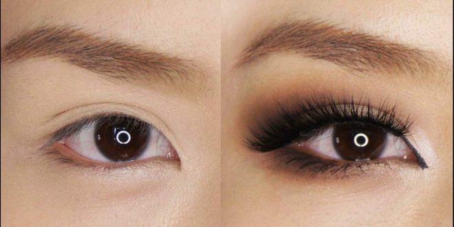 صورة مكياج عيون بسيط , احصلي على عيون جذابة بلمسات بسيطة