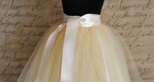 صورة فساتين قصيرة منفوشة , ارق واشيك الفساتين فى عالم الموضة