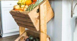 صورة افكار منزلية للمطبخ , استعينى بتلك الافكار الرائعة لتوفري مساحات في مطبخك