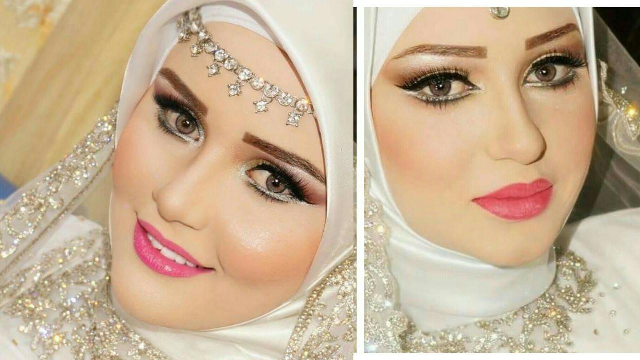 صورة صور مكياج عرايس ناعم , أحلى وارق ميك أب مميز للعروسه