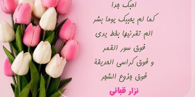 صورة قصيدة حب للحبيب , اجمل الكلمات الشعرية في الحب