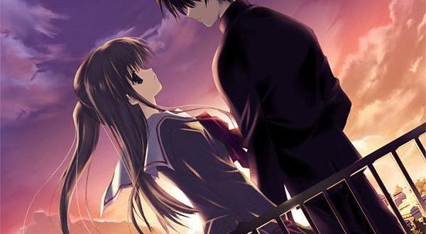 صورة اجمل الصور الانمي الرومانسية , شاهد كيف يكون الحب في انمي