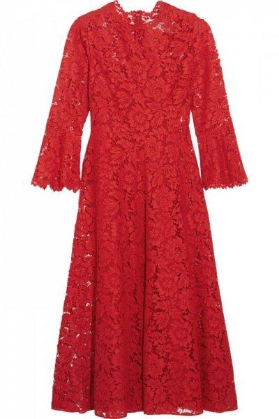 صورة موديلات فساتين دانتيل , لكل امرأة تحب الاناقة و التميز إليكي هذه الفساتين الرائعة 5323 3