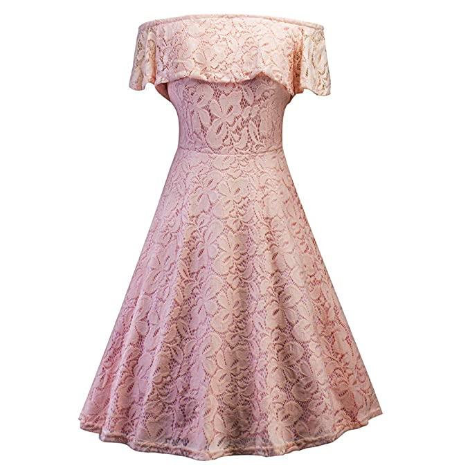 صورة موديلات فساتين دانتيل , لكل امرأة تحب الاناقة و التميز إليكي هذه الفساتين الرائعة 5323 6
