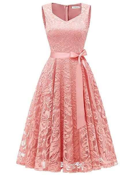 صورة موديلات فساتين دانتيل , لكل امرأة تحب الاناقة و التميز إليكي هذه الفساتين الرائعة 5323 9
