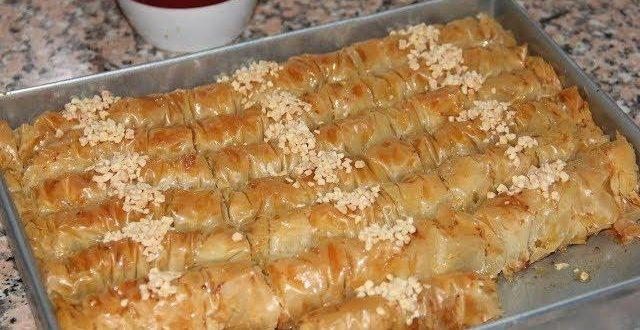 صورة افعليها وانتي تري الفرق المتنوعه ,حلويات رمضان سهلة وسريعة