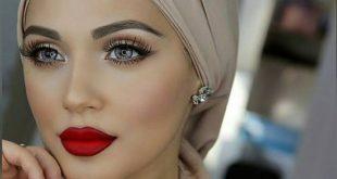صورة حجابها هو سر جمالها واناقتها ,صور بنت محجبه