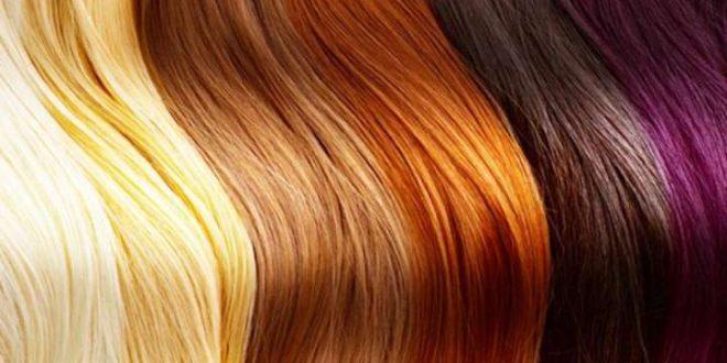 صورة الكل هيتجنن من جمال لون شعرك , صبغات شعر طبيعية